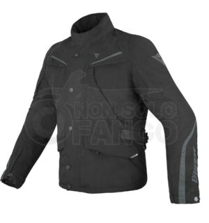 Giubbotto Dainese Ice Evo Gore-Tex Nero/Nero/Dark-Gull-Gray