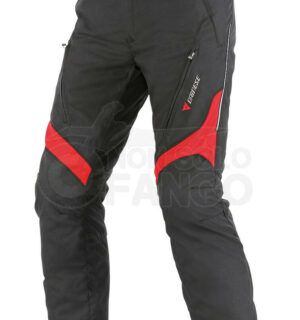 Pantalone Tempest D-Dry Nero/Rosso