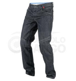 Pantaloni Jeans D1 Pred. Evo Denim Aramidico Nero