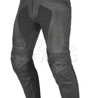 Pantaloni Pony C2 Pelle Nero