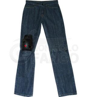 Pantalone Jeans Santa Fe Blue