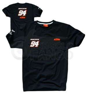 Maglietta T-Shirt KTM Power Wear ROCZEN MX FAN T-SHIRT