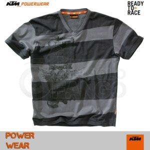 Maglietta KTM Power Wear T-shirt JUMP THE SKY TEE