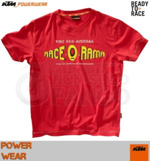 Maglietta KTM Power Wear HIGH RPM TEE