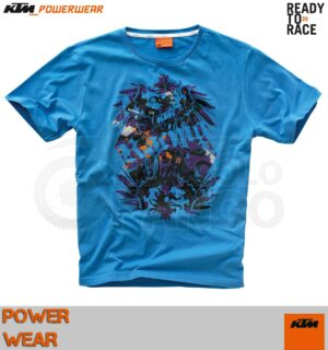 Maglietta T-shirt KTM Power Wear EAGLE TEE