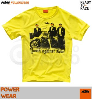 Maglietta T-shirt KTM Power Wear AGAINST TEE