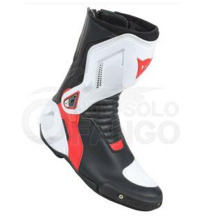 Stivali Nexus Boot Nero/Bianco/Rosso Lava
