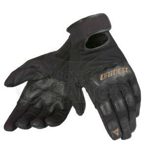 Guanti Double Down Gloves Nero