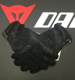 Guanti moto Ice Quamar D-Dry Nero/Nero