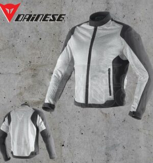 Giubbotto Dainese Air Flux D1 Tex Antracite/Nero