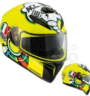 Casco moto Integrale K-3 SV E2205 Top Misano 2011