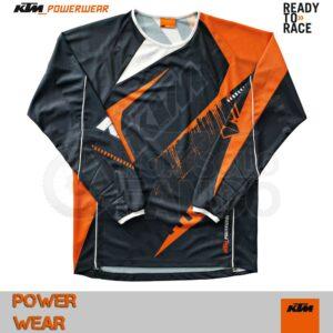Maglia enduro KTM Power Wear Comp Shirt 11