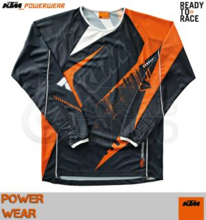 Maglia enduro KTM Power Wear Comp Shirt 11
