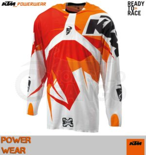 Maglia enduro KTM Power Wear Flux Shirt 13