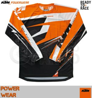 Maglia enduro KTM Power Wear Racetech Shirt 11