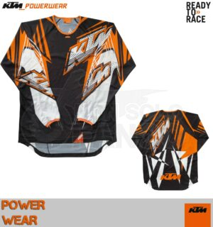 Maglia enduro KTM Power Wear Racetech Shirt 12