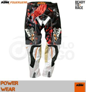 Pantalone enduro KTM Power Wear Gravity-FX Pants 10