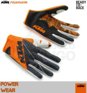 Guanti enduro KTM Power Wear Racetech Gloves