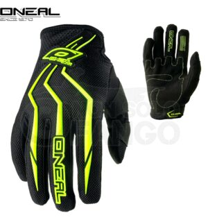 Guanti enduro O'Neal ELEMENT Glove Hi Vis/Black