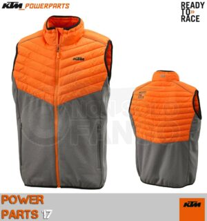 Gilet KTM Power Wear 2017 FUNCTIONAL VEST