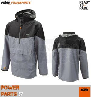 Giacca antiacqua KTM Power Wear 2017 TRAVEL JACKET