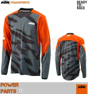 Maglia enduro KTM Power Wear 2017 RACETECH SHIRT