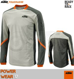 Maglia enduro KTM Power Wear 2017 DEFENDER SHIRT