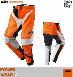 Pantaloni enduro KTM Power Wear 2017 GRAVITY-FX PANTS ORANGE