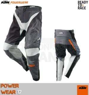 Pantaloni enduro KTM Power Wear 2017 GRAVITY-FX PANTS BLACK