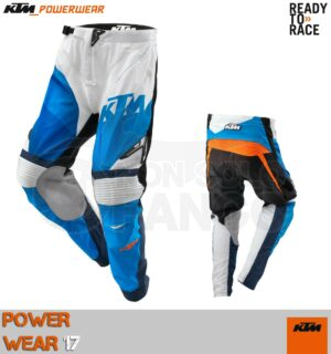 Pantaloni enduro KTM Power Wear 2017 GRAVITY-FX PANTS BLUE