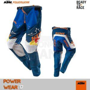 Pantaloni enduro KTM Power Wear 2017 KINI-RB COMPETITION PANTS