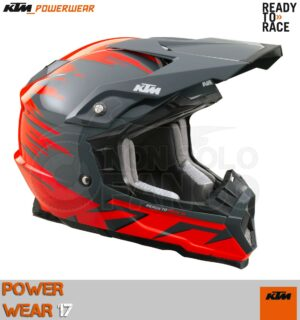 Casco Moto Off-Road KTM Power Wear 2017 DYNAMIC-FX HELMET