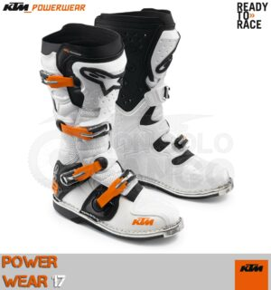 Stivali Moto Off-Road KTM Power Wear 2017 TECH 8RS BOOTS