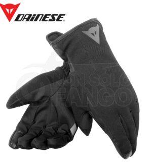 Guanti moto Urban Unisex D-Dry Short Gloves Nero/Nero