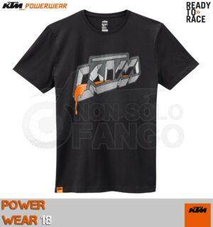 T-shirt KTM Power Wear 2018 Sprayer Tee