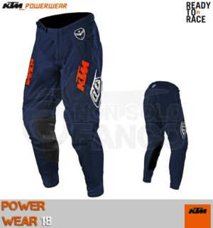 Pantaloni enduro KTM Power Wear 2017 SE Air Pants Streamline