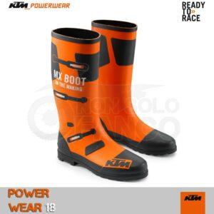 Stivali in gomma KTM Power Wear 2018 Rubber Boots