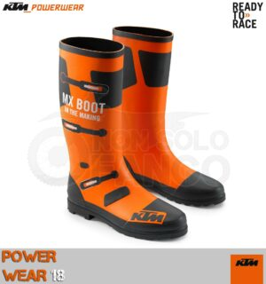 Stivali in gomma KTM Power Wear 2018 Rubber Boots