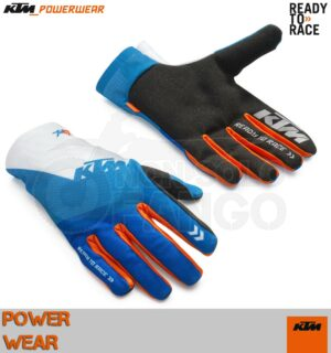 Guanti enduro KTM Power Wear Gravity FX Gloves Blue