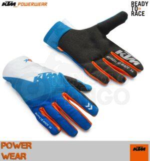 Guanti enduro KTM Power Wear Gravity FX Gloves Blue