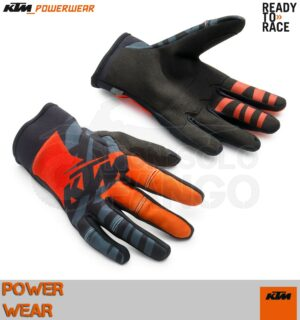 Guanti enduro KTM Power Wear 2017 Racetech Gloves