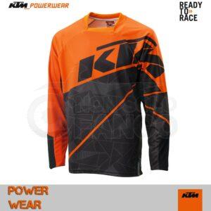 Maglia enduro KTM Power Wear 2016 RACETECH SHIRT