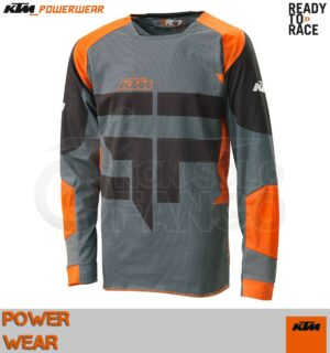 Maglia enduro KTM Power Wear 2016 Gravity-FX Shirt Black