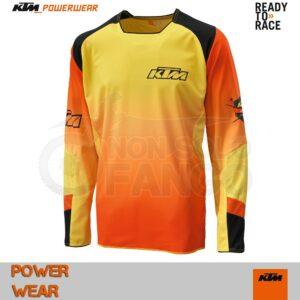 Maglia enduro KTM Power Wear 2015 Gravity-FX Shirt Orange
