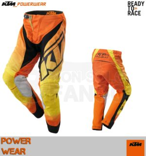 Pantaloni enduro KTM Power Wear 2015 Gravity-FX Pants Orange