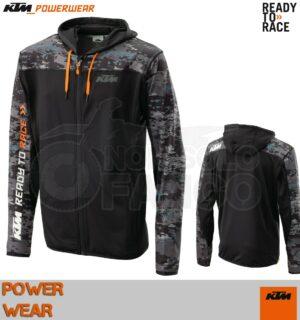 Felpa KTM Power Wear 18 Emphasis Hoodie
