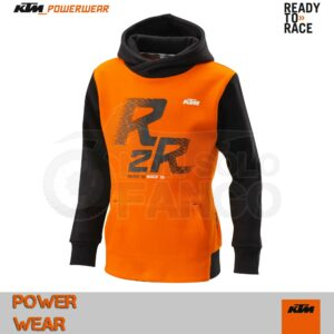 Felpa Bambino KTM Power Wear 18 Kids R2R Hoodie