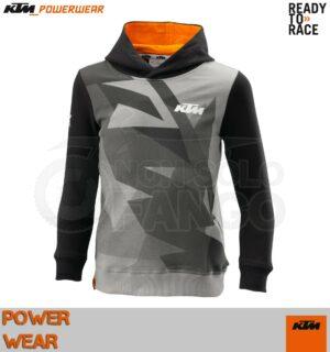 Felpa Bambino KTM Power Wear 18 Kids Gravity Hoodie
