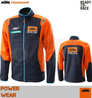 Giacca KTM Power Wear 2018 Replica Team Softshell Jacket