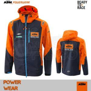 Giacca KTM Power Wear 2018 Replica Team Hardshell Jacket